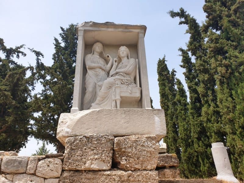 Archaeological site of Kerameikos - things to see in Athens