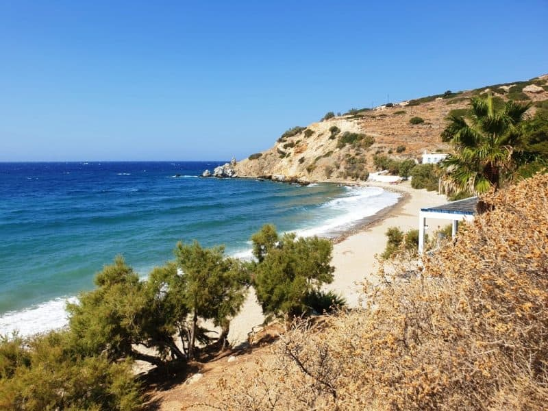 Abram Beach  - Naxos