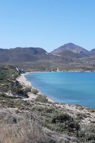 Achivadolimni Beach Milos