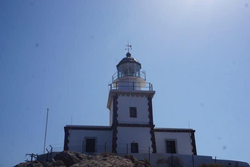 Akrotiri Lighthouse - Sanntorini