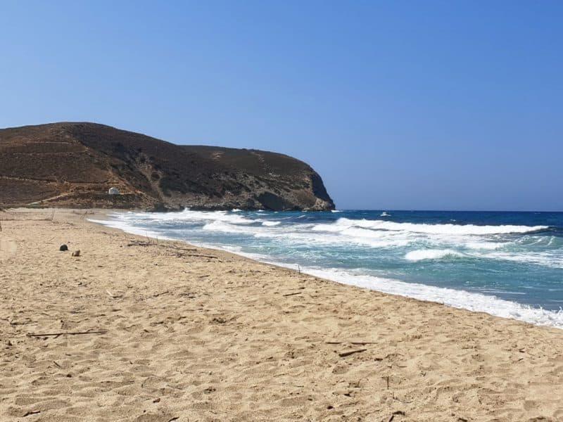 Amitis Beach  - Naxos Beaches