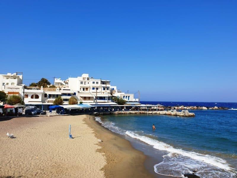 Apollonas Beach - Naxos beaches