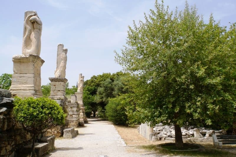 Ancient Agora Athens - Things to do in Athens