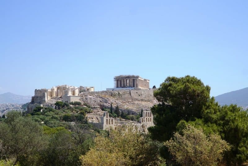 Filoppapos Hill - bets things to do in Athens