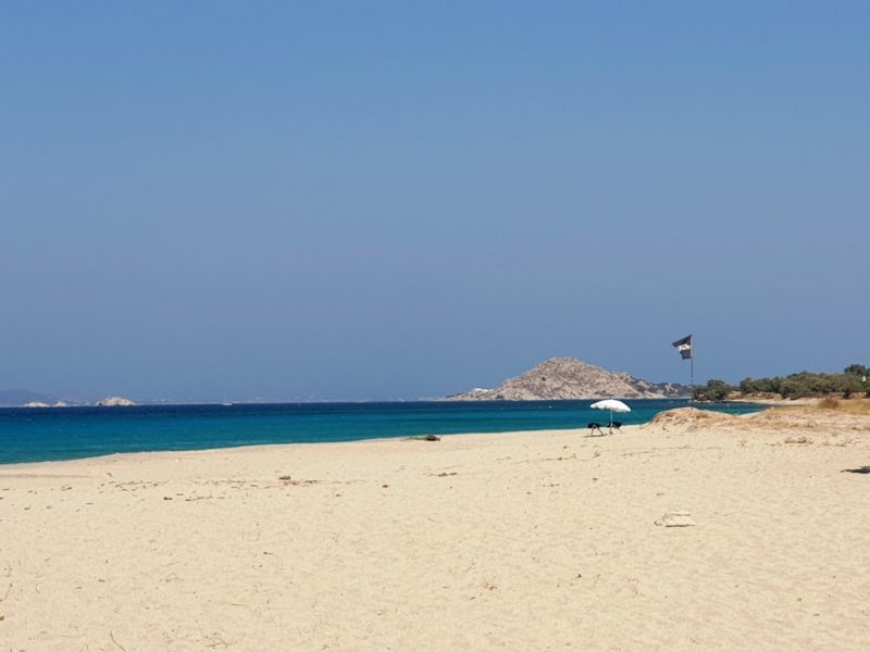 Glyfada Beach - beach in Naxos