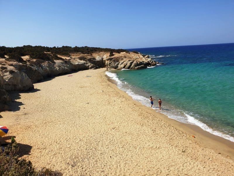 Hawaii Beach - Naxos