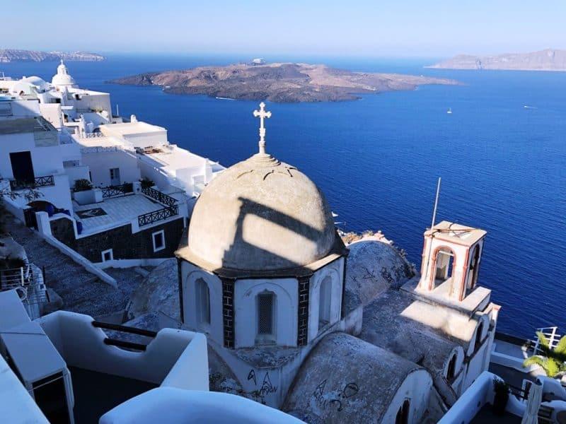 explore Fira - 3 days in Santorini