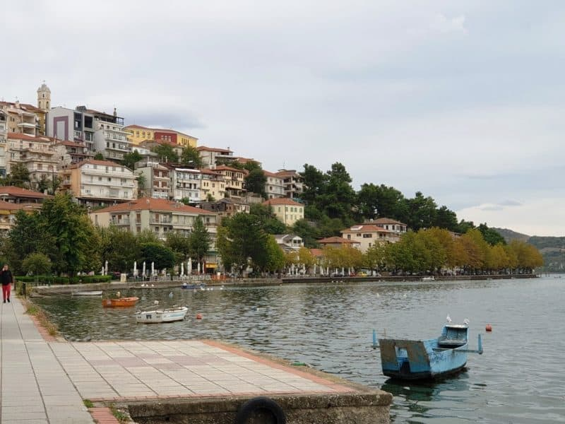 kastoria - best places to visit in Northern Greece