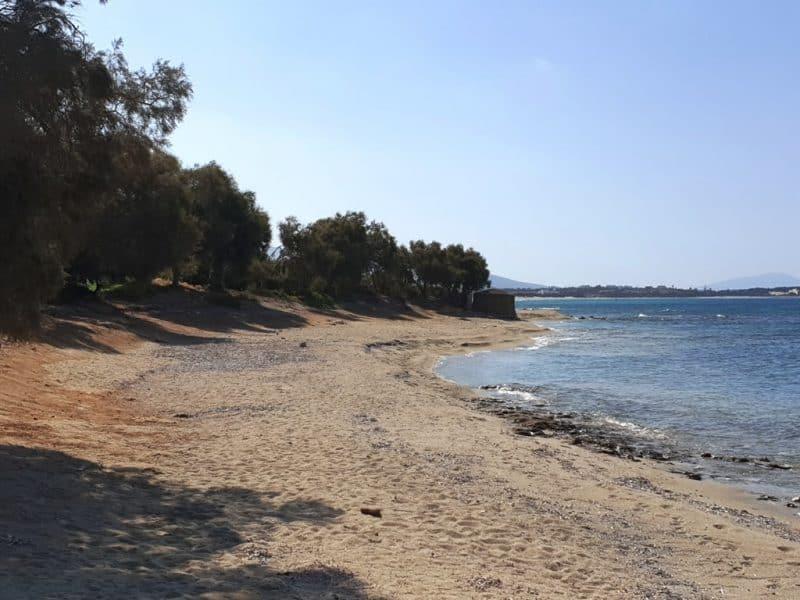 Kastraki Beach  - Naxos Beaches