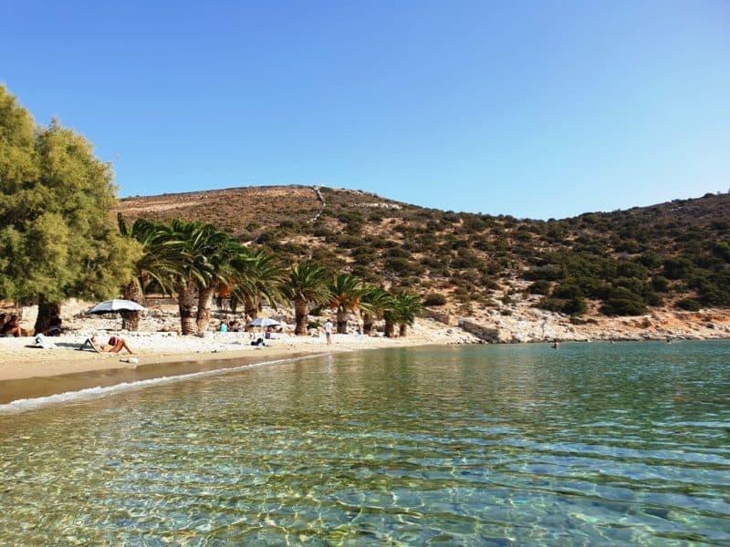 Panormos Beach - Best Beaches in Naxos