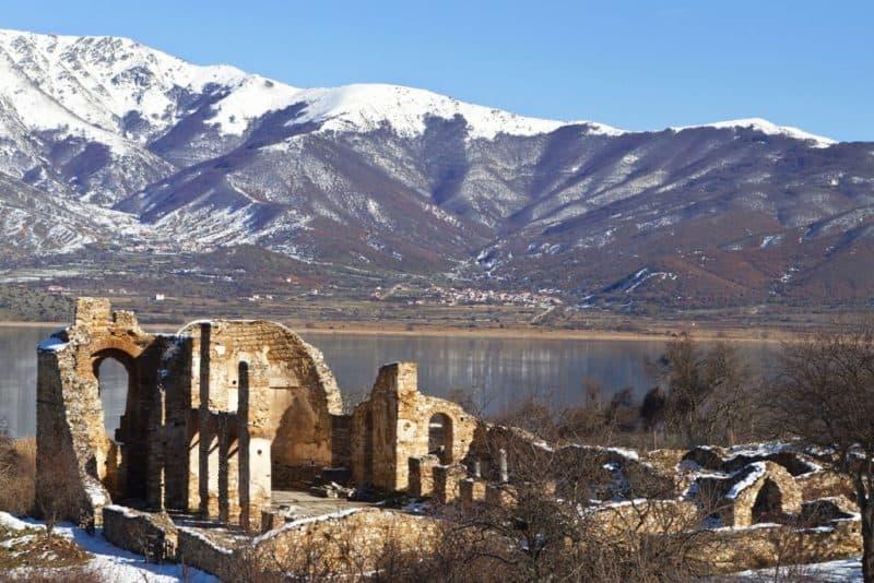 Prespes Lakes - Northern Greece