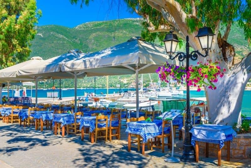 explore Vassiliki Village  - Lefkada things to do