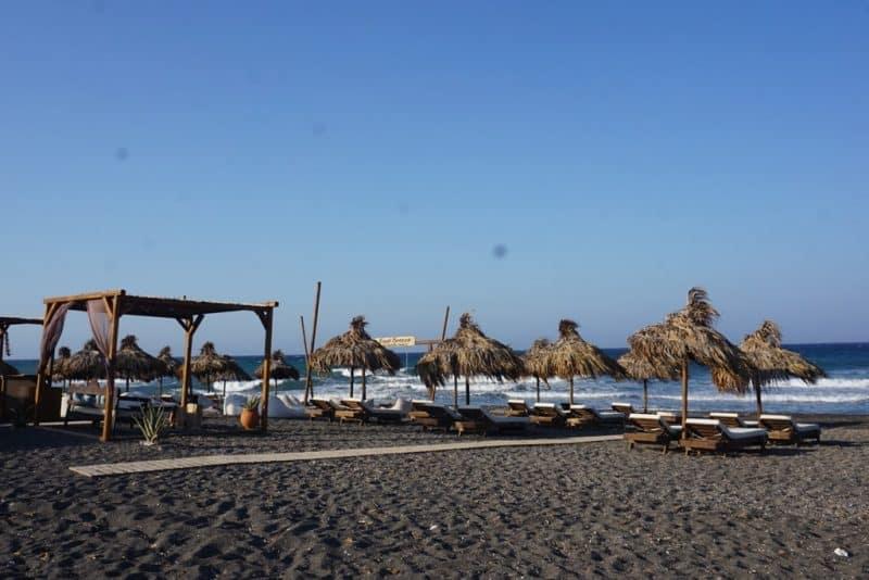 Karterados Beach Santorini
