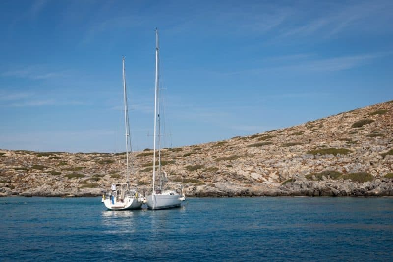 Dia Island - Things to do in Crete
