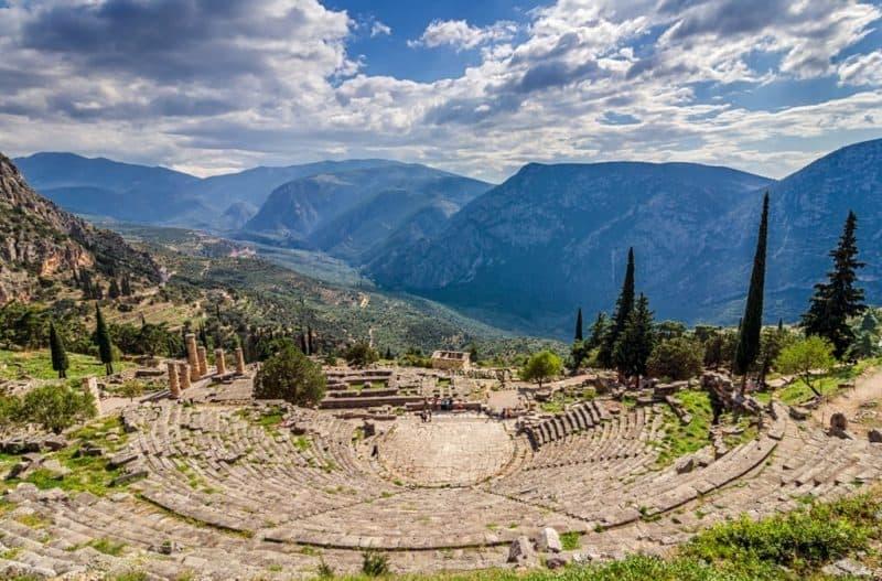 Theatre of Delphi