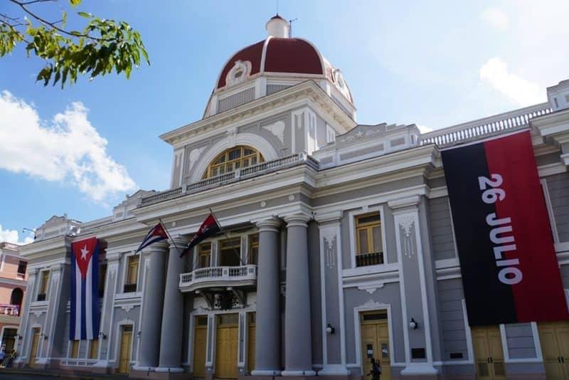Cienfuegos - 10 days in Cuba