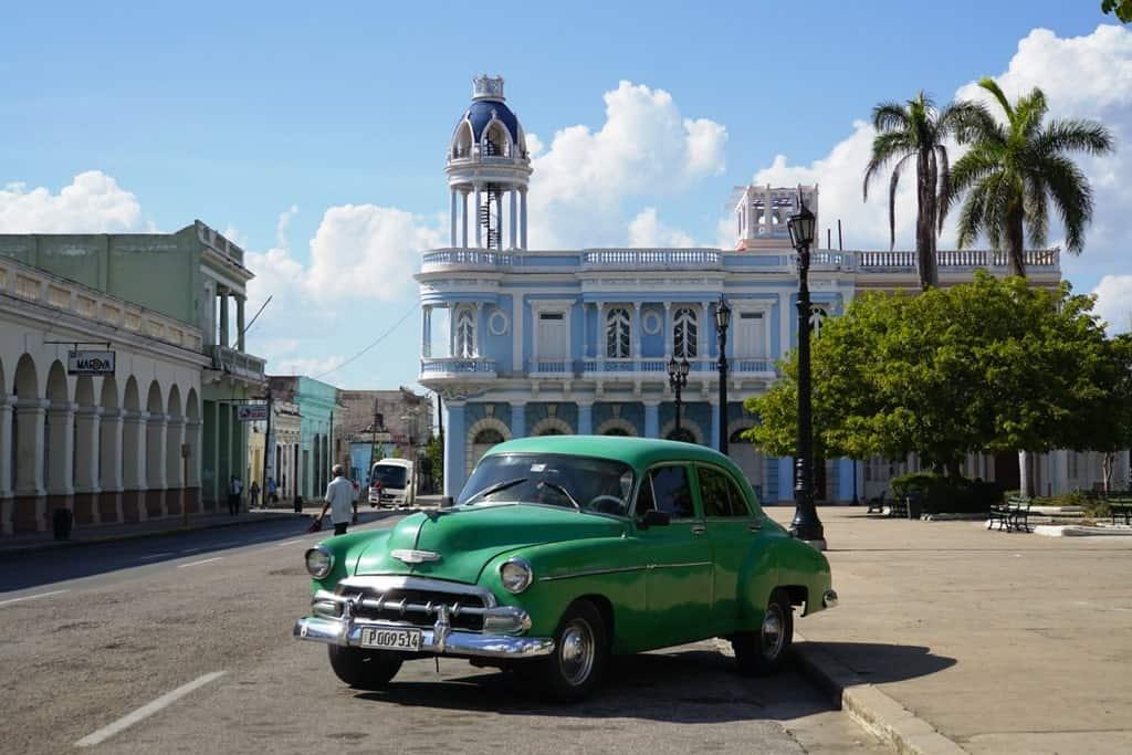 Cienfuegos Cuba - 10 days in Cuba