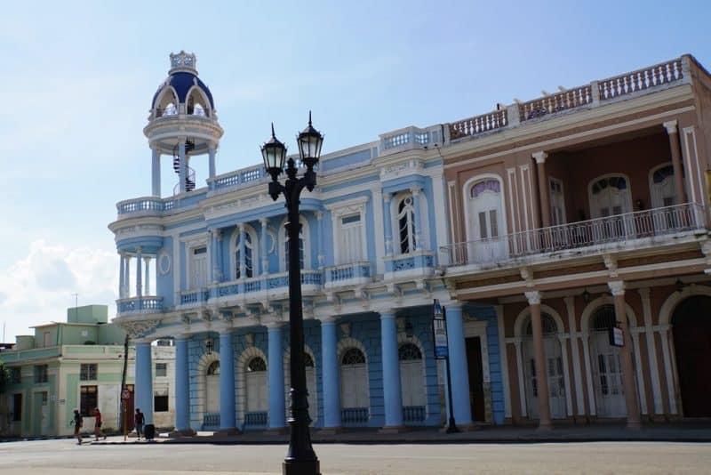 Cienfuegos - Cuba itinerary