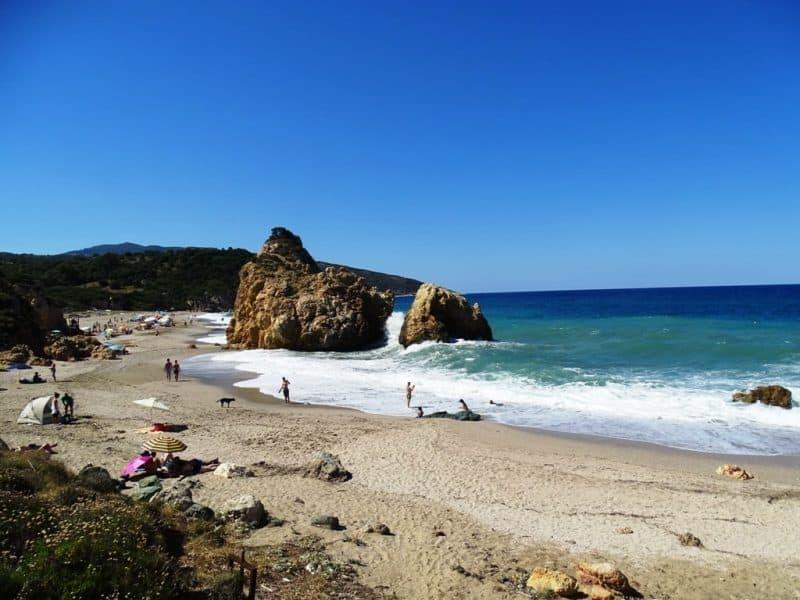 Potistika Beach - Best Beaches in pelion