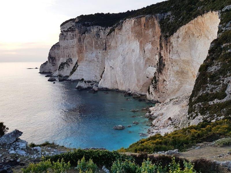 Erimitis Beach in Paxos