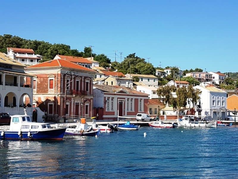 Explore Gaios in Paxos Island Greece