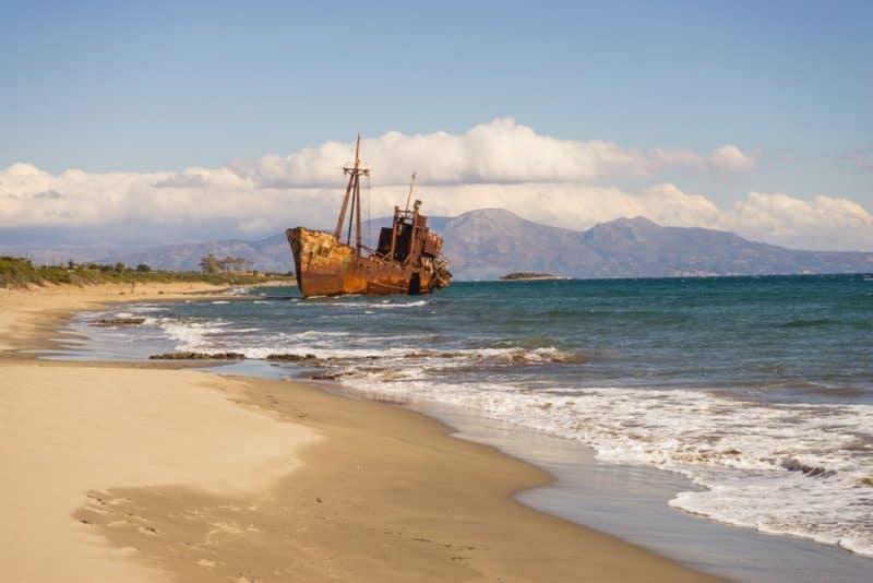 The Shipwreck of Dimitrios