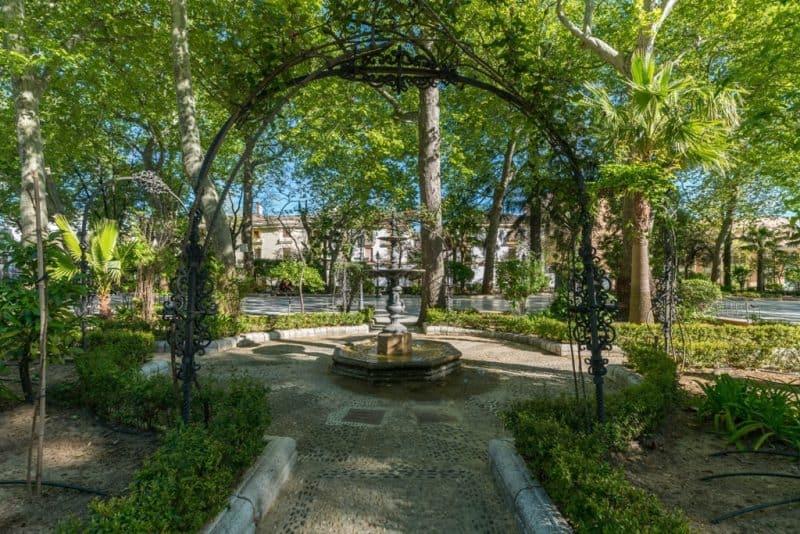Alameda del Tajo park