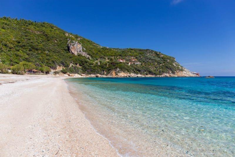 Paltsi Beach Pelion Greece