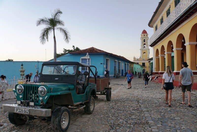 Trinidad - Cuba itinerary