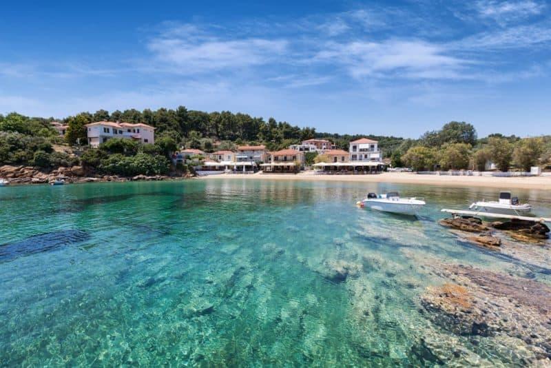 Katigiorgis Beach Pelion Greece