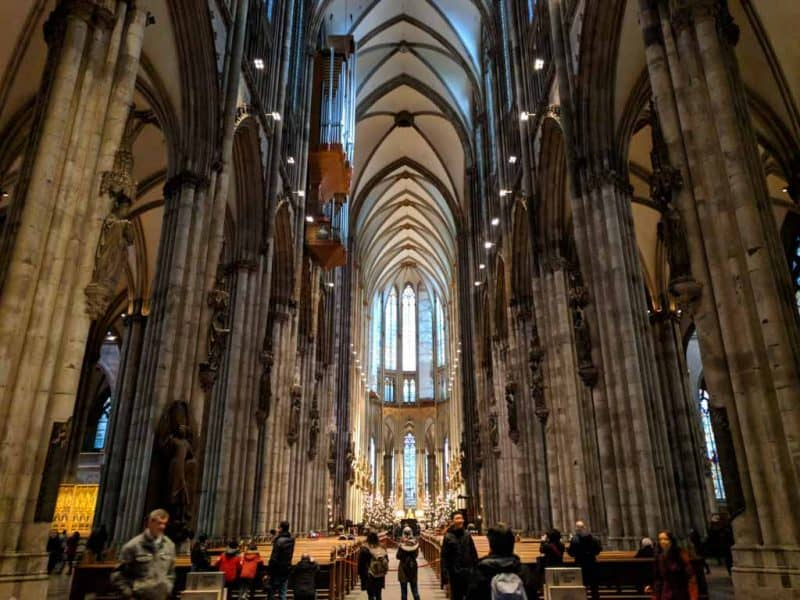 Cologne Cathedral - one day in Cologne