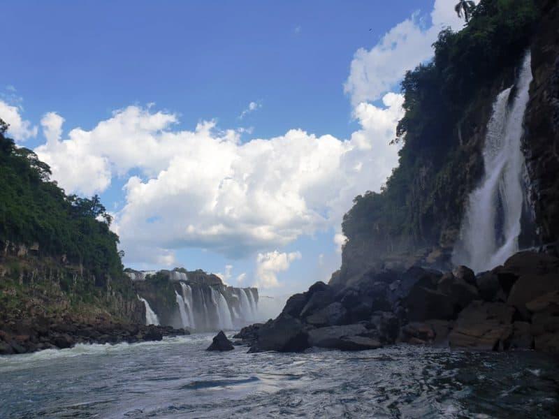 Macuco Safari - Iguazu falls