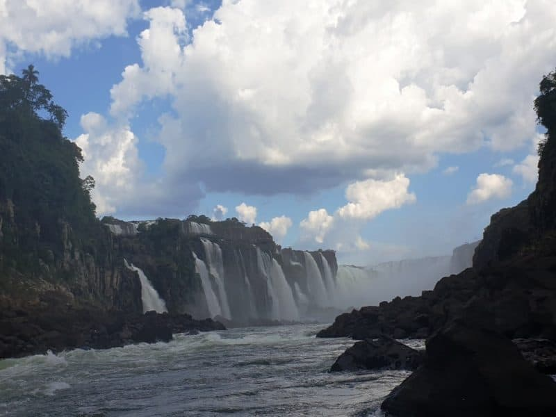 Macuco Safari - Iguazu falls Brazil side